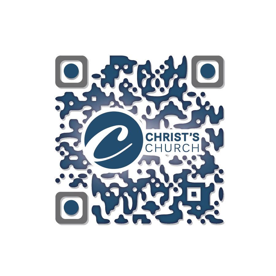 logo for Christ's Church