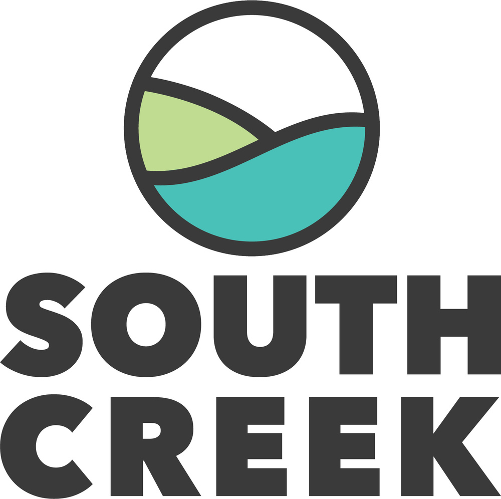 logo for South Creek Church of God