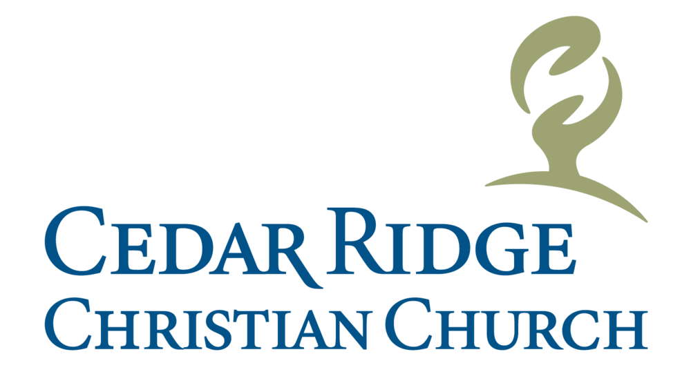 logo for Cedar Ridge Christian Church