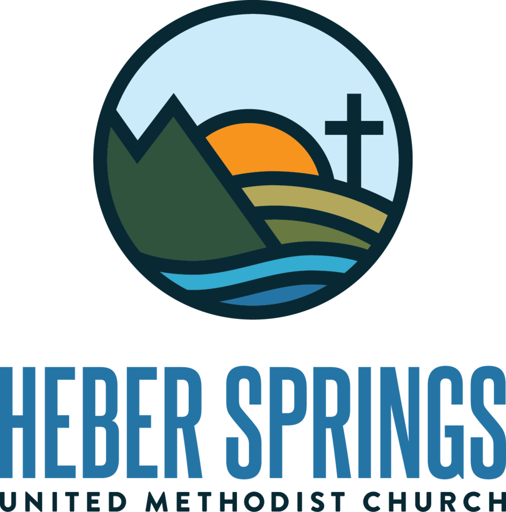logo for First United Methodist Church Heber Springs