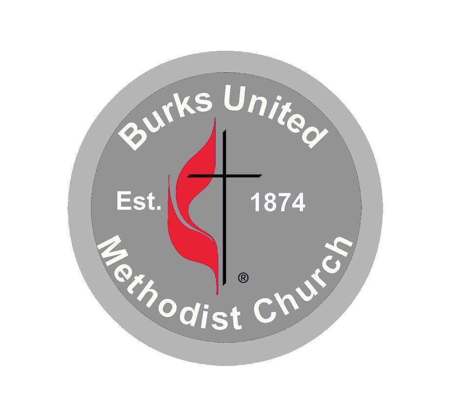 logo for Burks United Methodist Church
