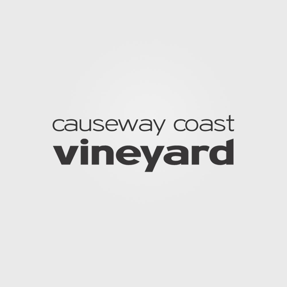 logo for Causeway Coast Vineyard