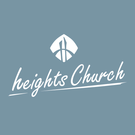logo for Heights Church