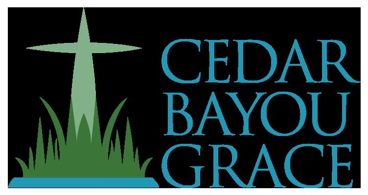 logo for Cedar Bayou Grace United Methodist Church