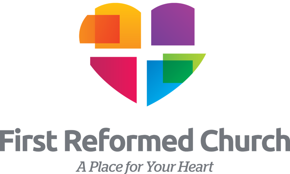 logo for FIRST REFORMED CHURCH