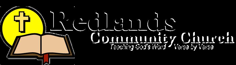 logo for Redlands Community Church