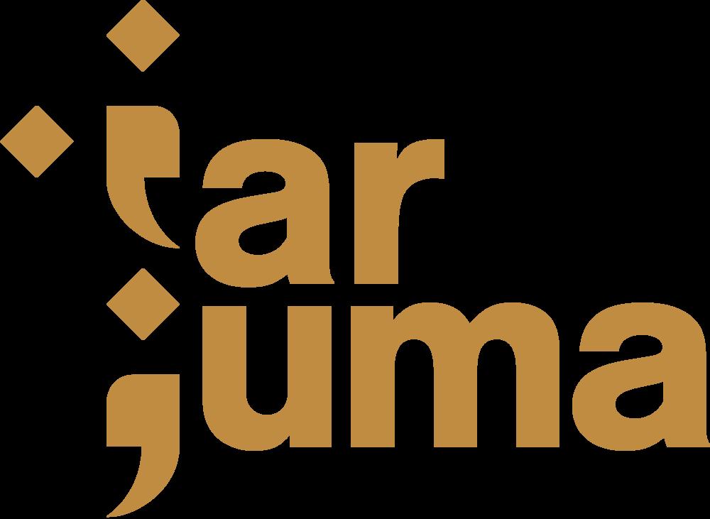 logo for Tarjuma