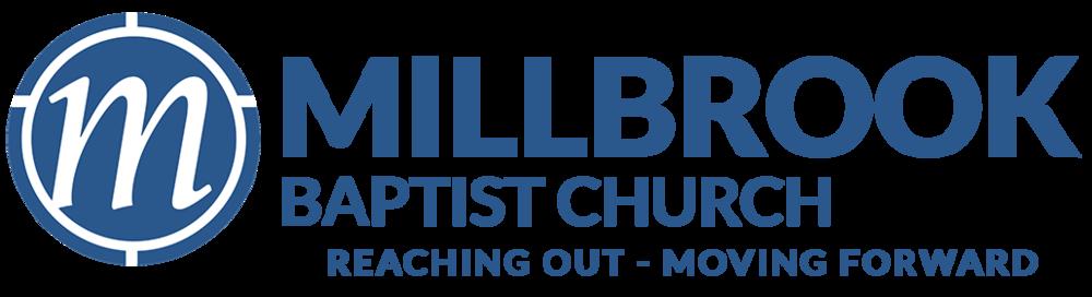 logo for Millbrook Baptist Church