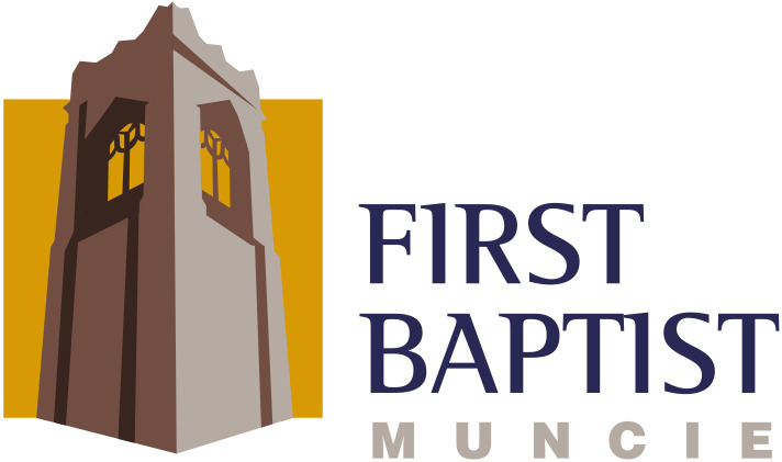 logo for First Baptist Muncie
