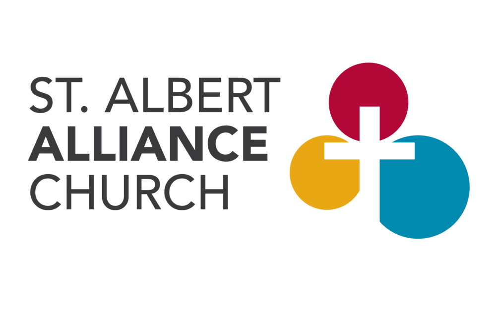 logo for St Albert Alliance Church