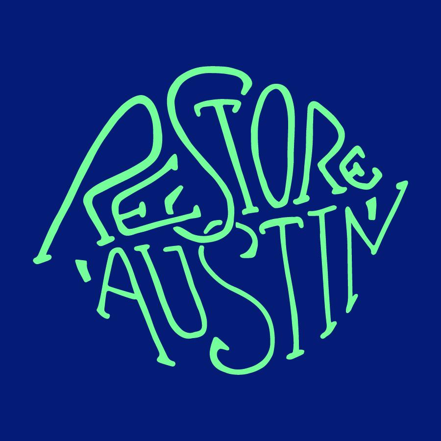 logo for Restore Austin