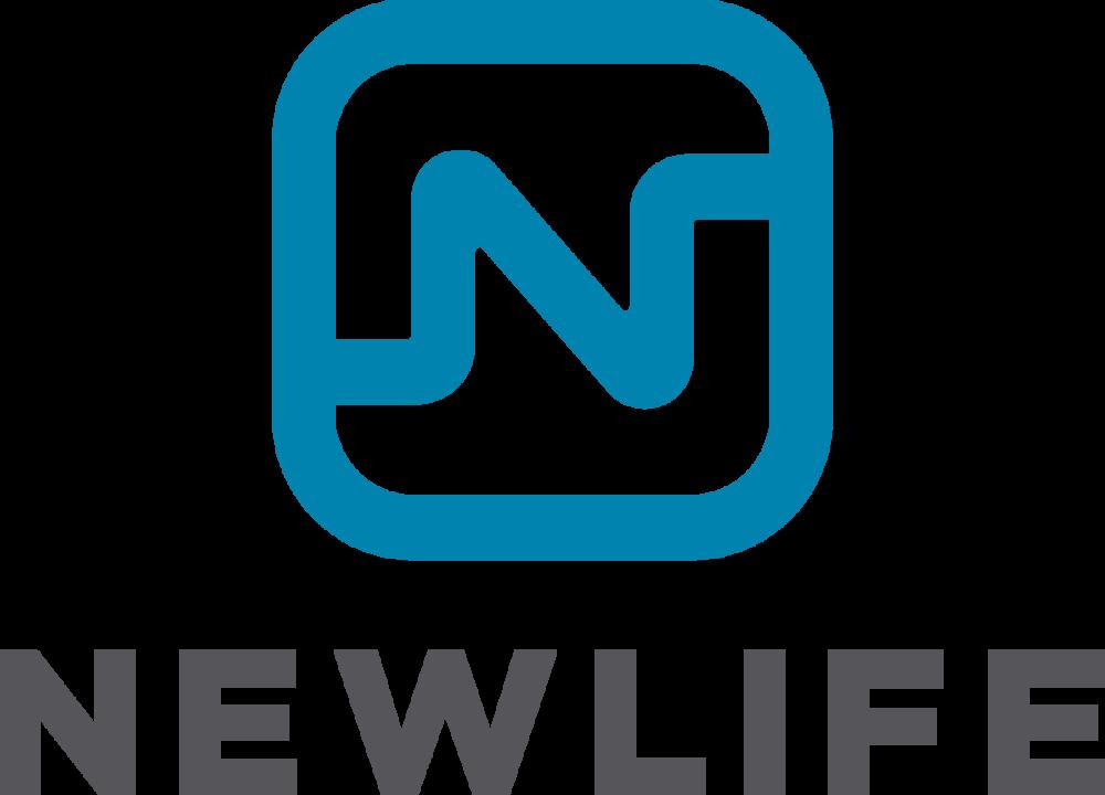 logo for New Life La Plata