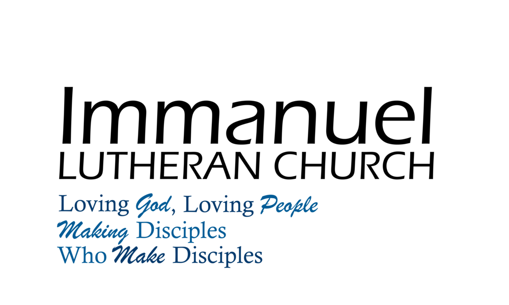 logo for Immanuel Lutheran Church
