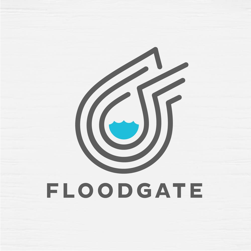 logo for FloodGate Renewal Fellowship