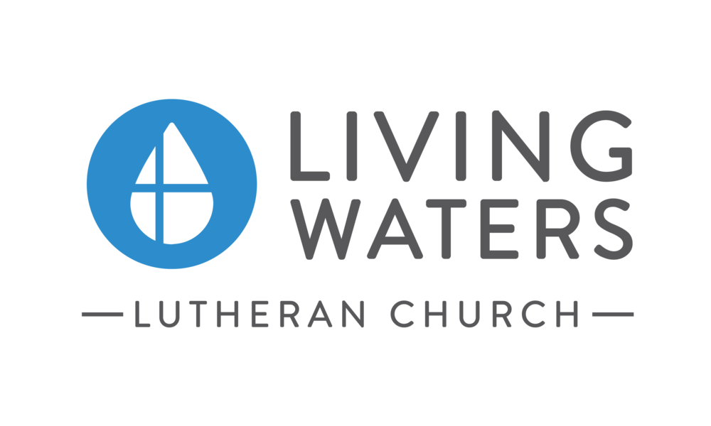 logo for Living Waters Lutheran Church