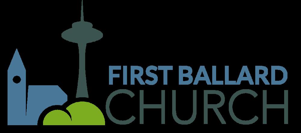 logo for First Ballard Church