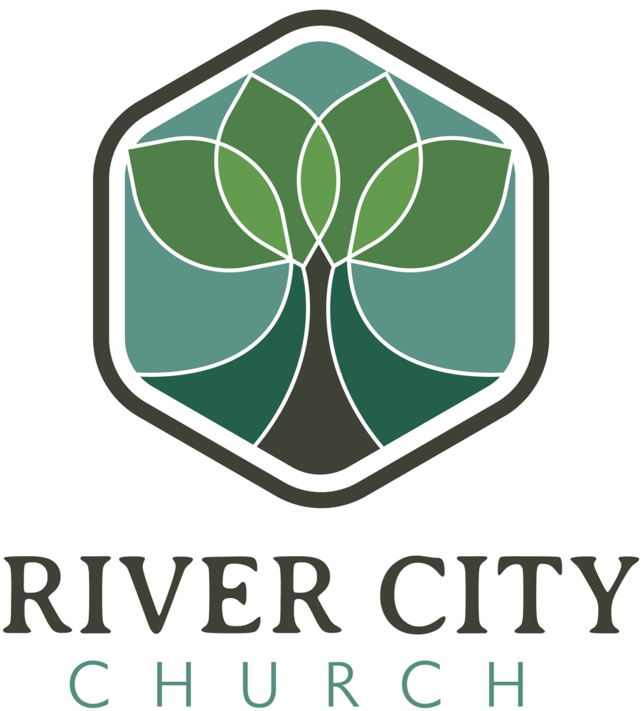 logo for River City Church