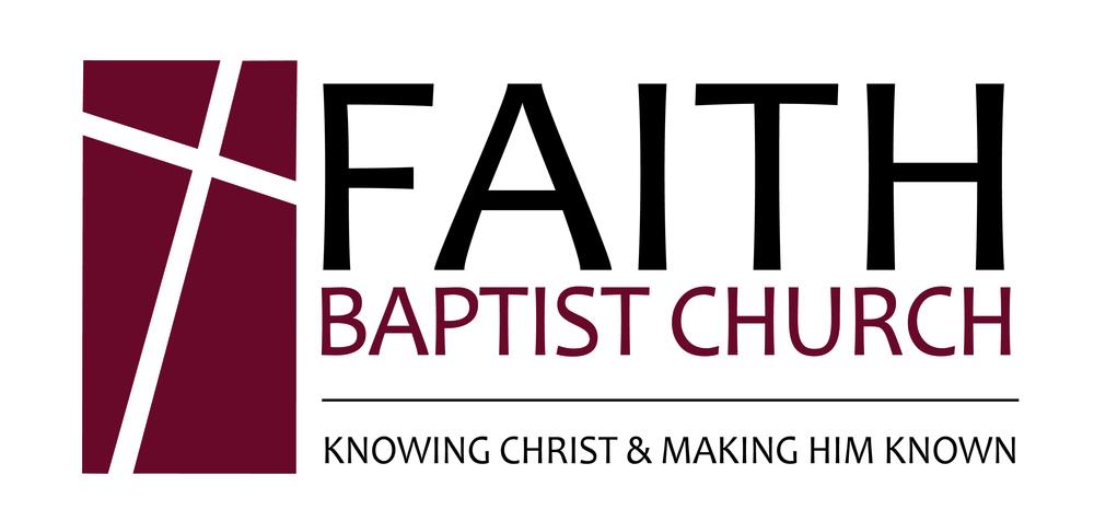 logo for Faith Baptist Church