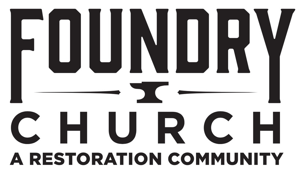 logo for Foundry Church