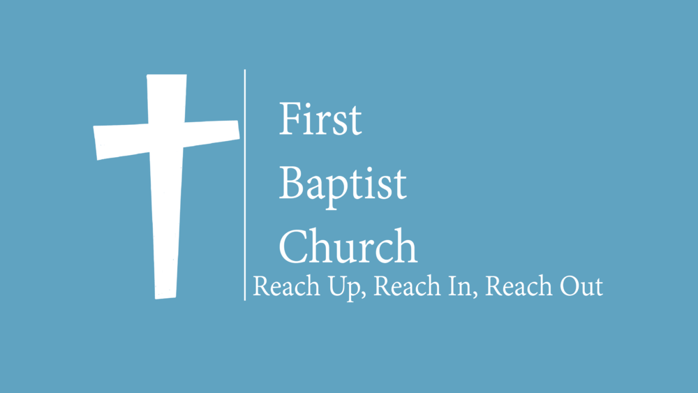 logo for First Baptist Church Canadian