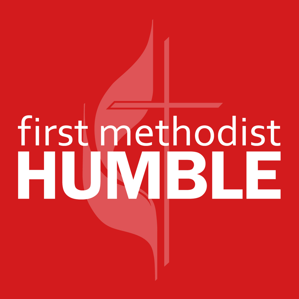 logo for First Methodist Humble