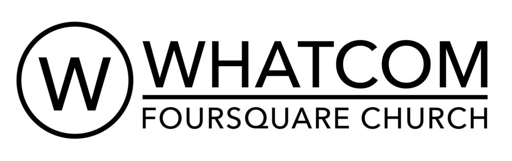 logo for Whatcom Foursquare Church