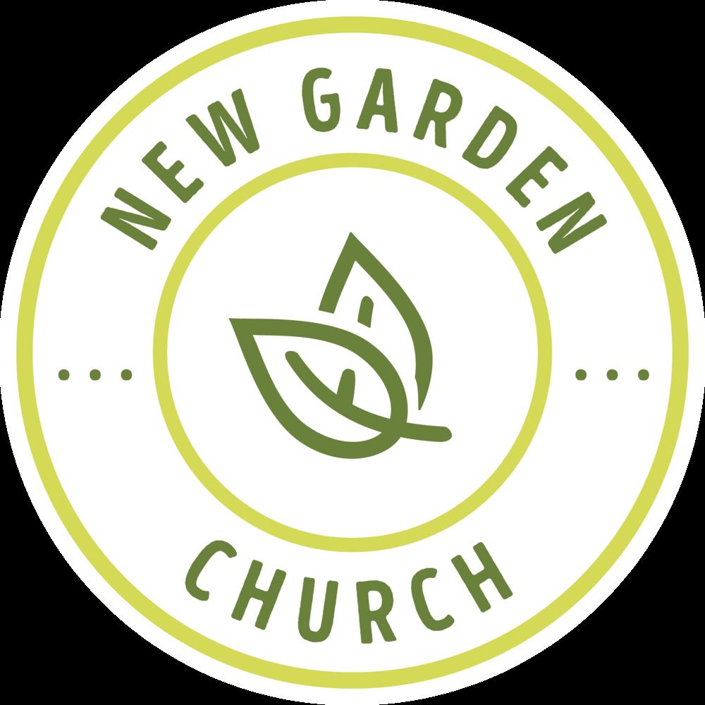 logo for New Garden Church