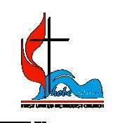 logo for First United Methodist Church of Hobe Sound