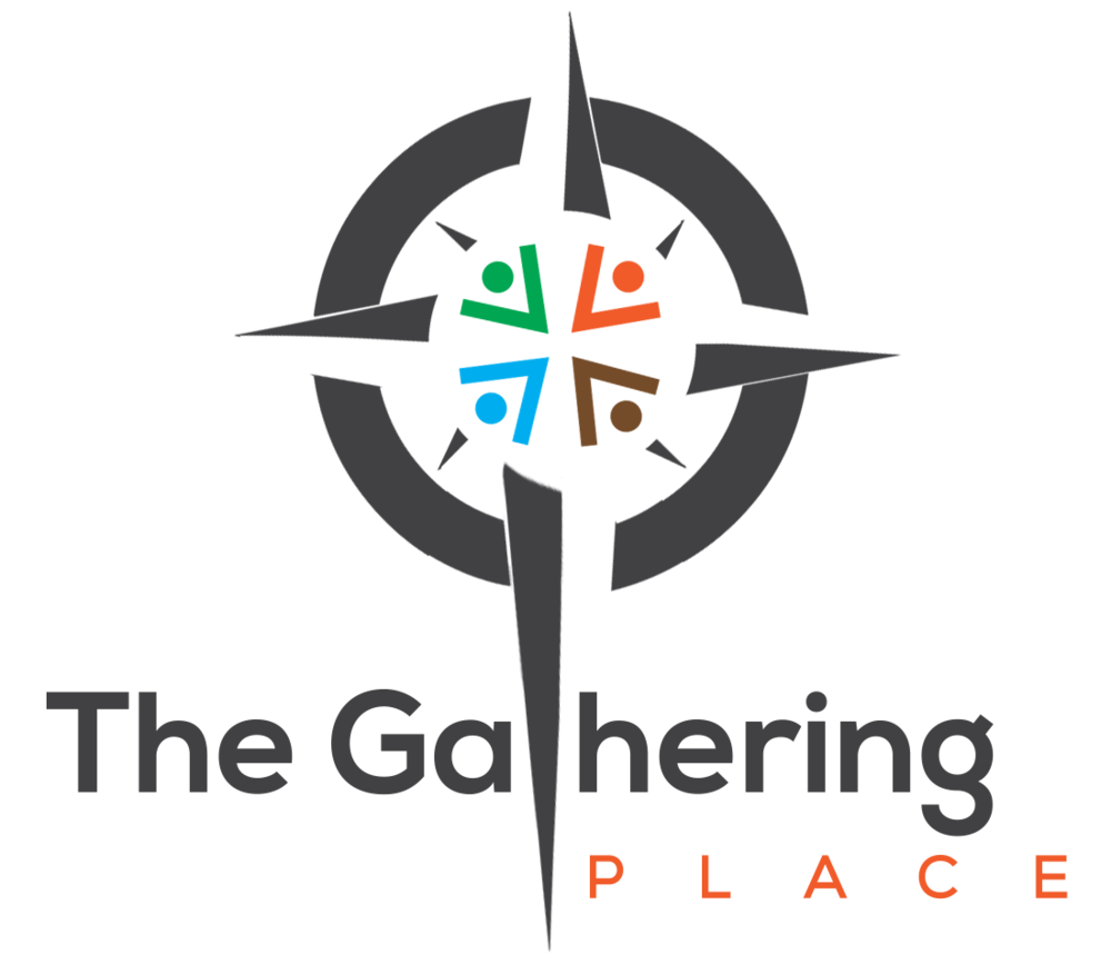 logo for THE GATHERING PLACE
