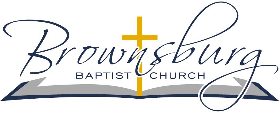 logo for Brownsburg Baptist