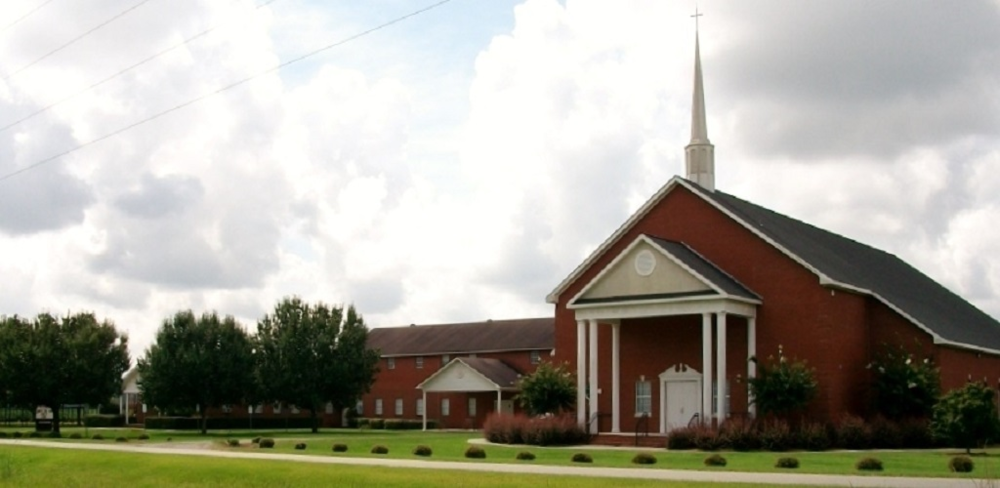 logo for Rehoboth Baptist Church