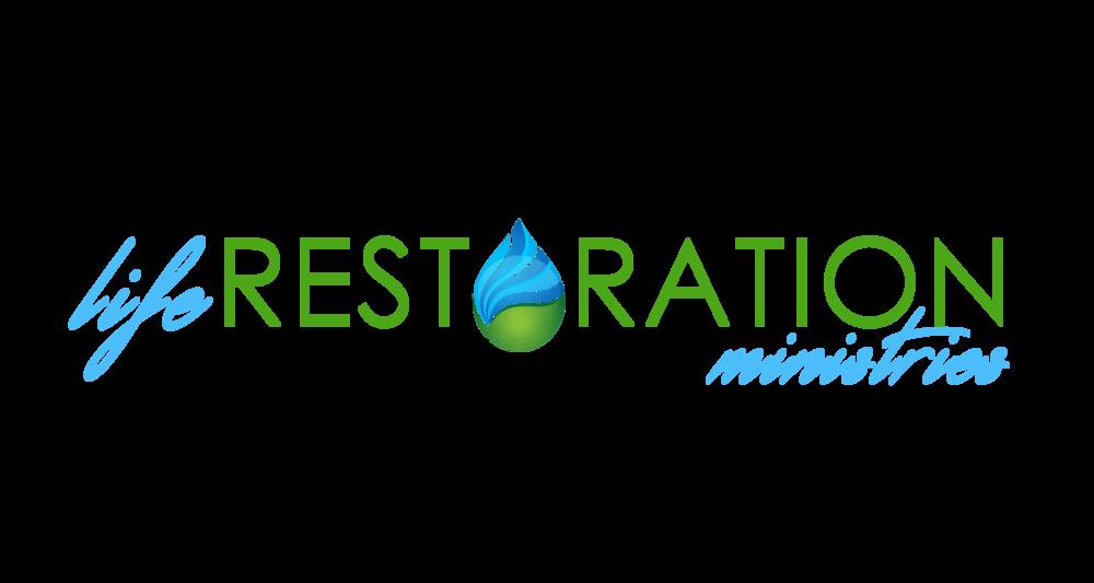 logo for Life Restoration Ministries