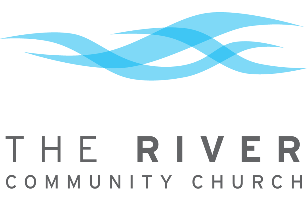 logo for The River Community Church