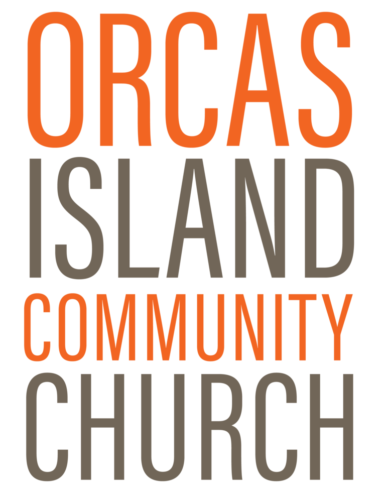 logo for Orcas Island Community Church