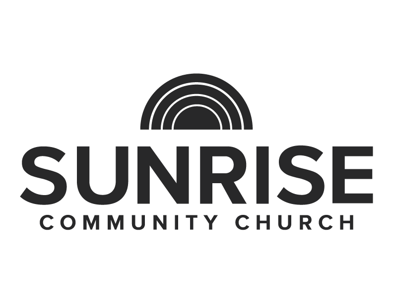 logo for Sunrise Community Church