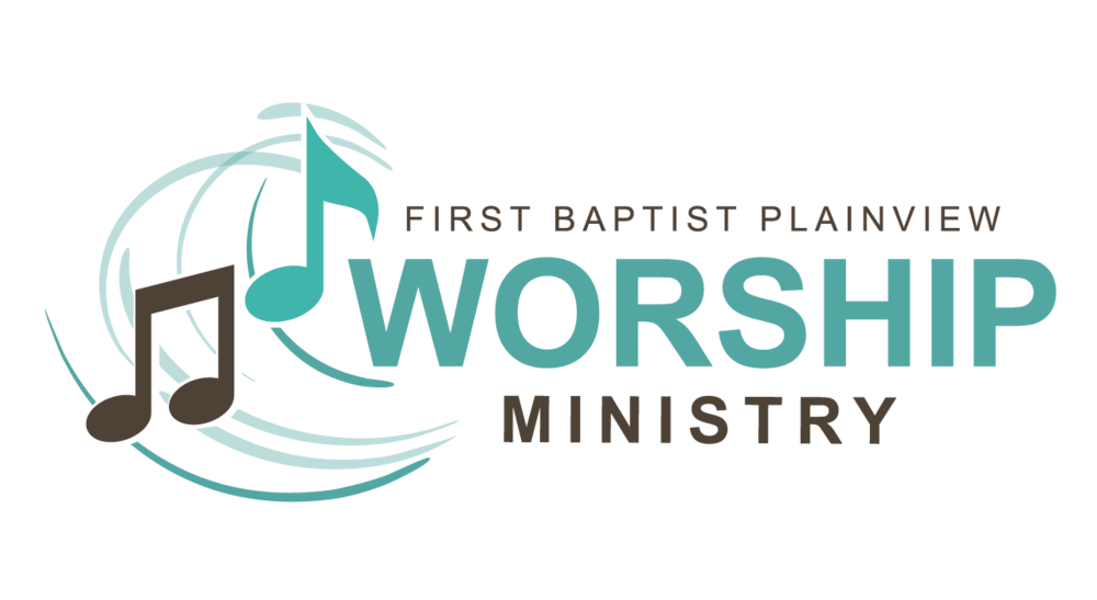 logo for First Baptist Church, Plainview, TX