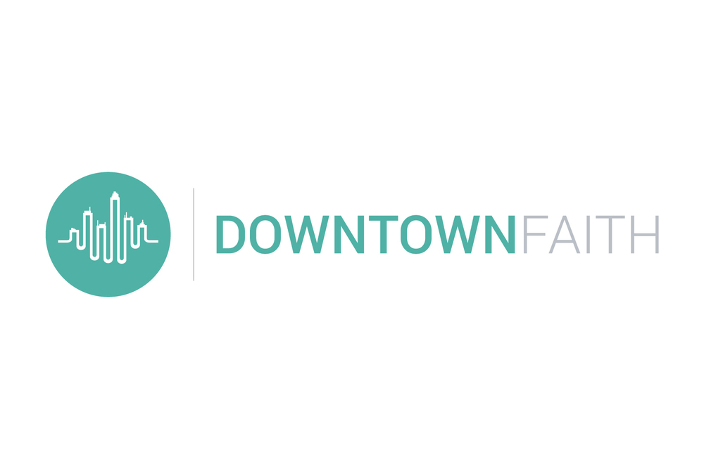 logo for Downtown Faith