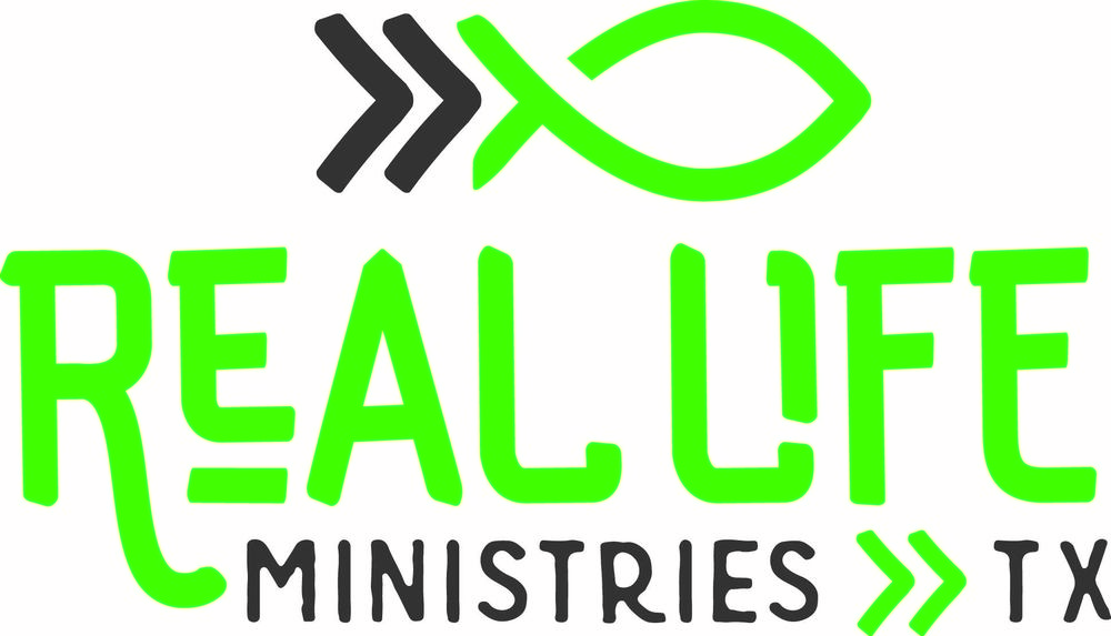 logo for Real Life Ministries Texas