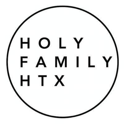 logo for Holy Family HTX