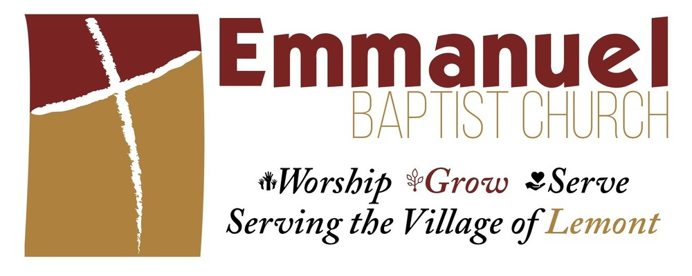 logo for Emmanuel Baptist Church of Lemont