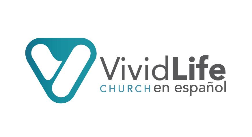logo for VivivdLife Church