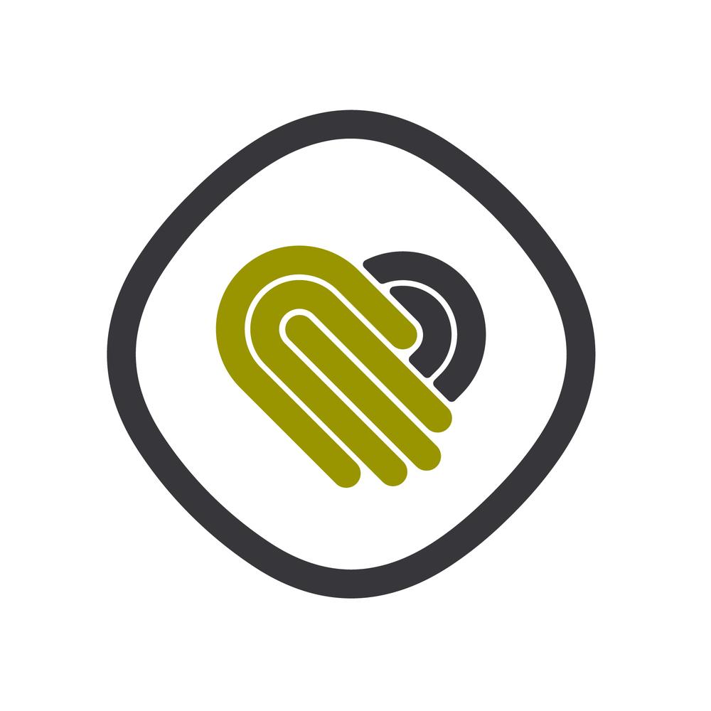 logo for Take Heart Church
