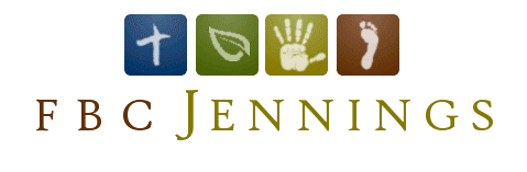 logo for First Baptist Church Jennings, LA