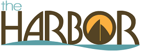 logo for The Harbor