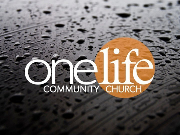 logo for OneLife Community Church