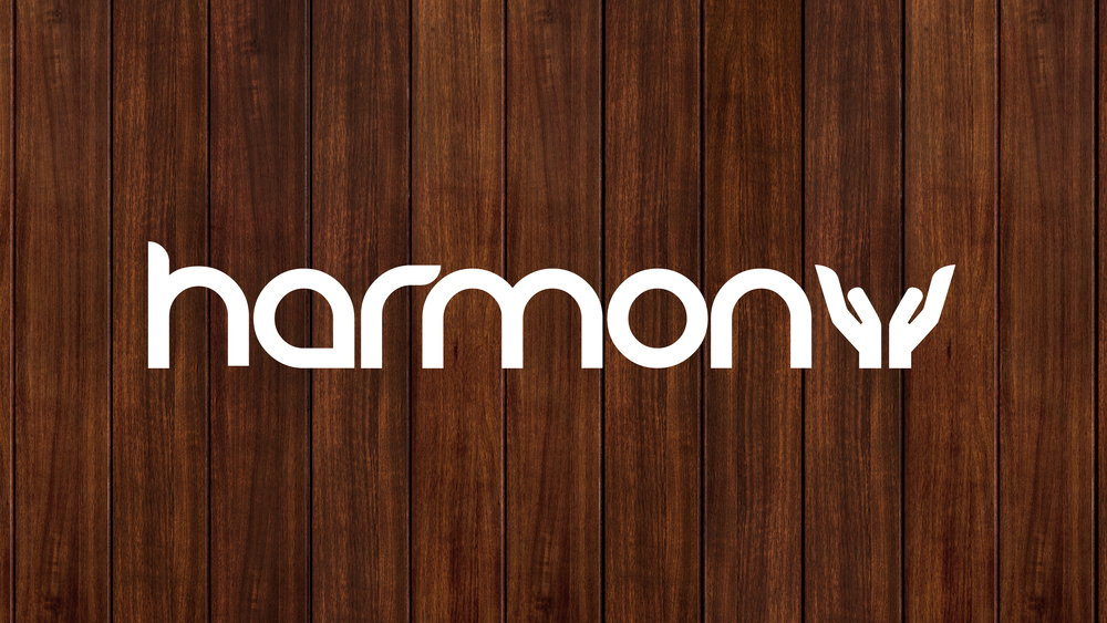 logo for Harmony Church