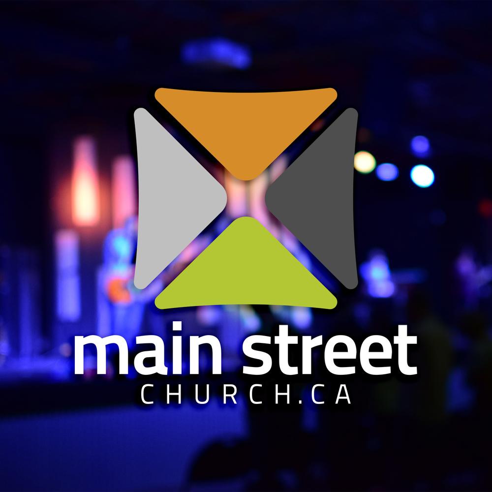 logo for Main Street Church