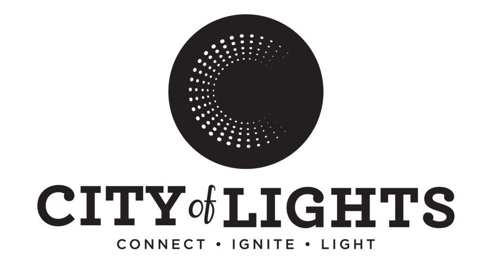 logo for City of Lights Church