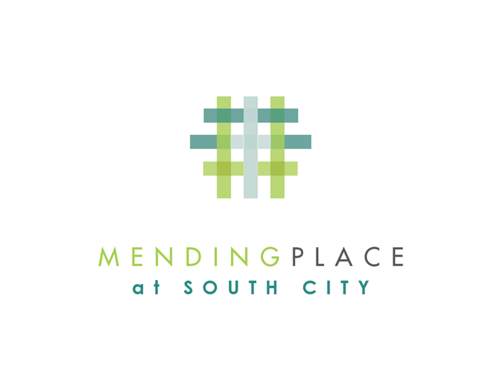 logo for Mending Place at South City Church