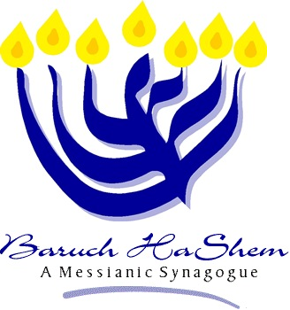 logo for Baruch HaShem Messianic Synagogue